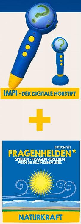 """IMPI + Sameln und Tauschen """"Naturkraft"""""""