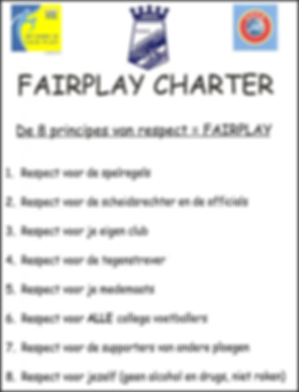 Fairpla charter KSC Keerbergen