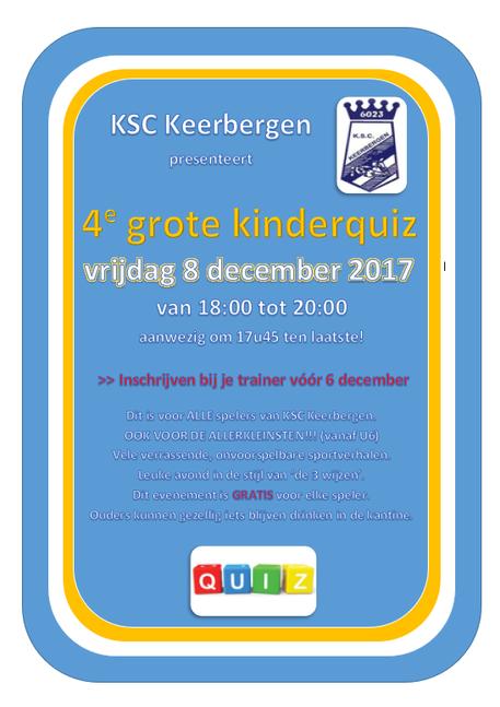 4e KSC Kinderquiz