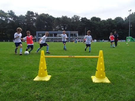 Voetbalkamp FOOTisFUN van 7 t.e.m. 11 augustus