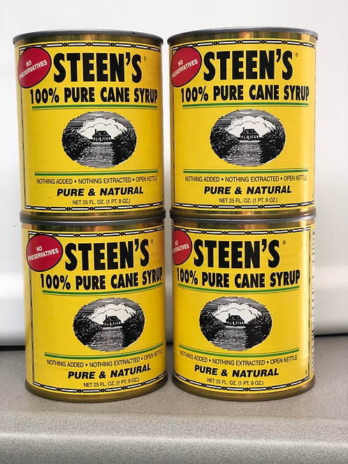 Pure Cane Syrup Chef's 4 Pack
