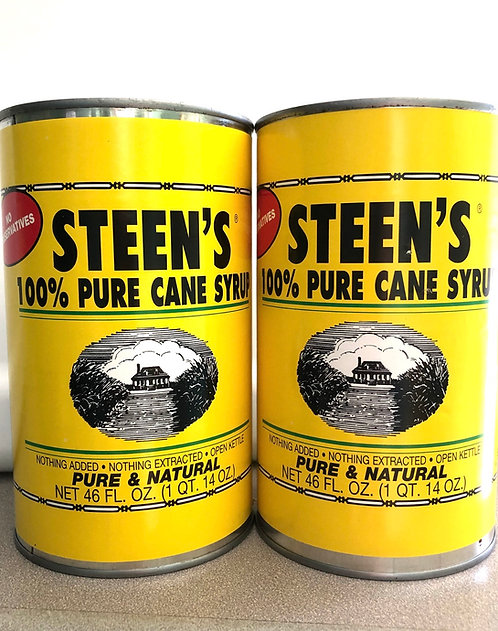 Pure Cane Syrup Big Can Duo