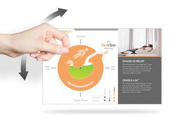 MedCline Interactive Brochure