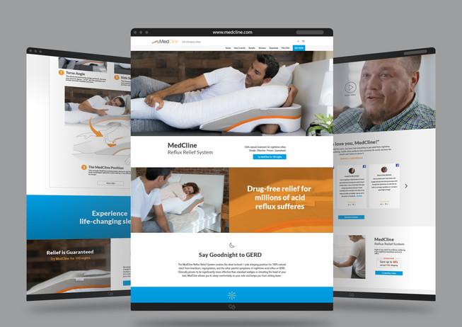 MedCline Website