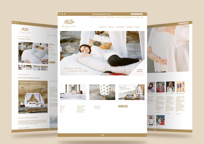 Bumpnest Website