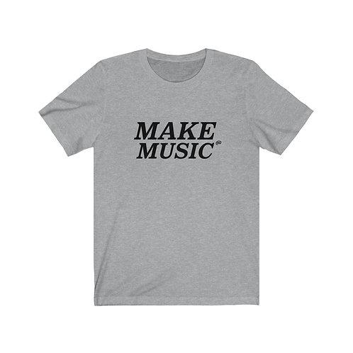 Make Music Tee