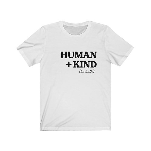 Human+Kind Tee