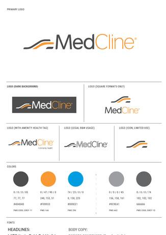 MedCline Style Sheet