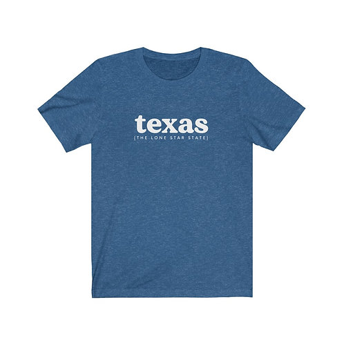Texas Lone Star State Tee