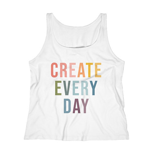 Create Every Day Tank Top