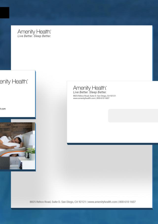 Amenity Health Corporate ID
