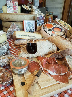 fromagerie et charcuterie
