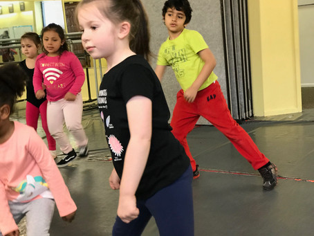 Looking for Online Hip Hop Dance Classes for Kids?