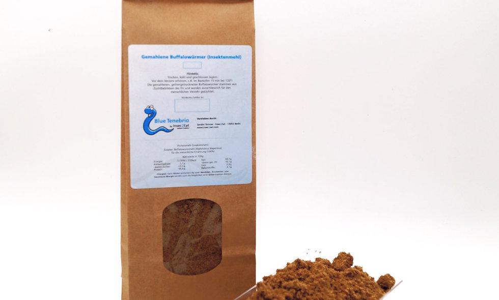 Insektenmehl kaufen und proteinhaltige Lebnsmittel zubereiten