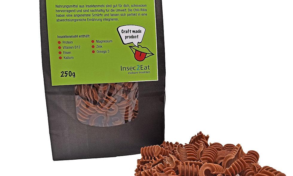 Insekten Pasta von Insec2eat