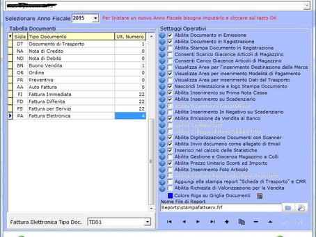 Software fatturazione elettronica