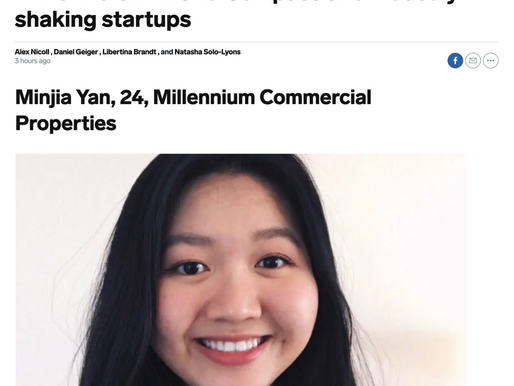 Business Insider Top 30 Rising Stars of Real Estate