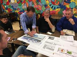 Veterans Village Crsis Center Construction Meeting