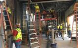 Veterans Village Under Construction