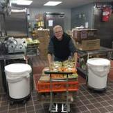 Veterans Village Food Pantry 1