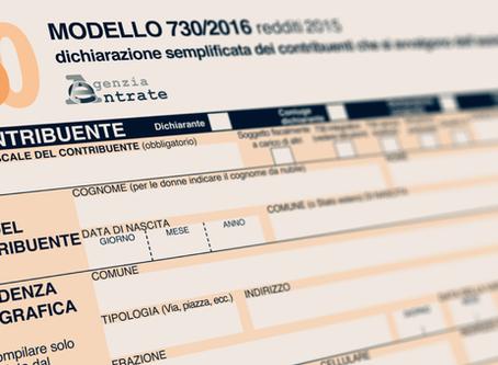 Assistenza Fiscale - Studio Francesco Tarantino