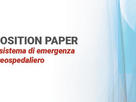 POSITION PAPER: il Sistema di emergenza preospedaliera secondo SIIET