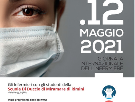 12 Maggio 2021 - SIIET, OPI Rimini e AUSL Romagna