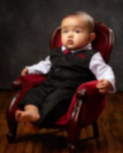 Meet the most interesting baby in the wo