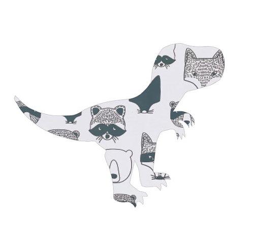 T-Rex pin board- 'critters'