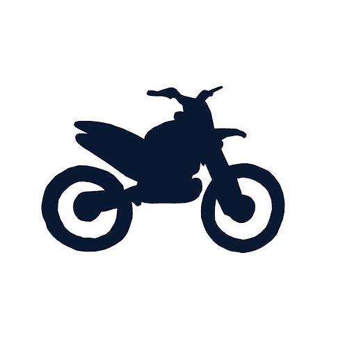 Stunt Cycle - 'navy'