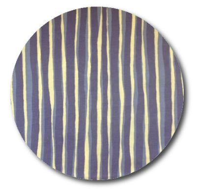 Circle pin board 'blue poles'