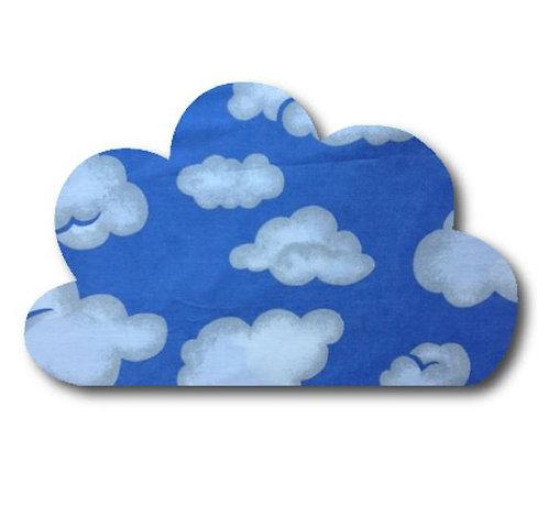 Cloud pin board - 'blue yonder'