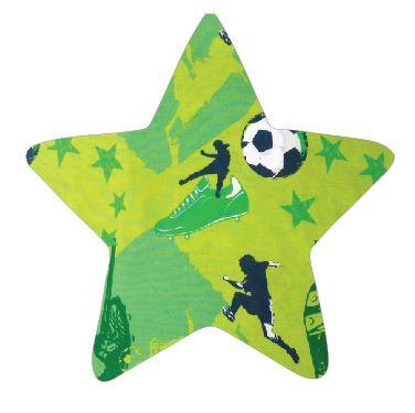 Star pin board - 'kick it'