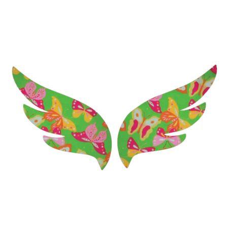 Pair of wings pin board 'butterflies'