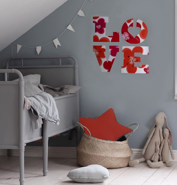 LOVE-bedroom
