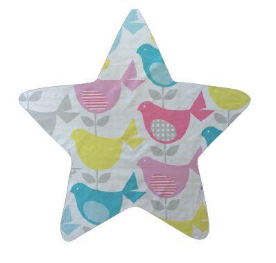 Star pin board - 'birdie num'