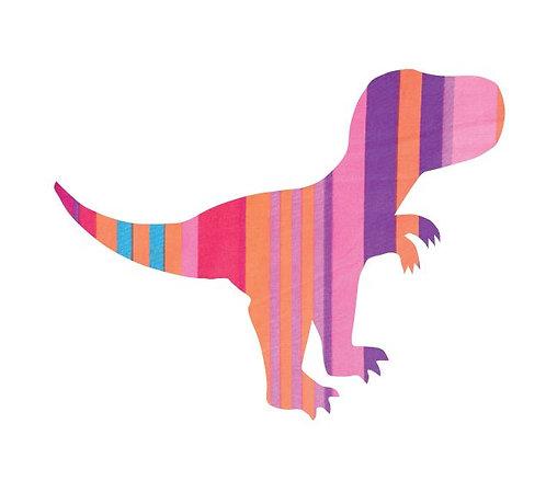 T- Rex - 'candy cane'