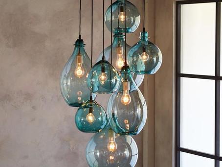 Focus on decorative lighting- pendants