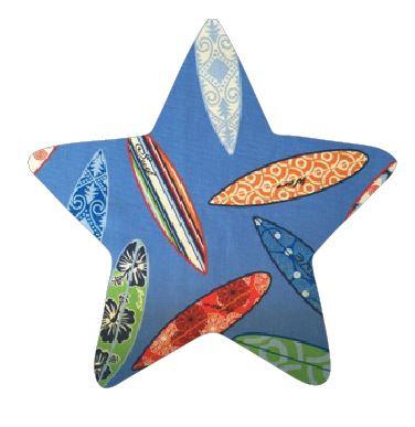 Star pin board - 'surferini sky'