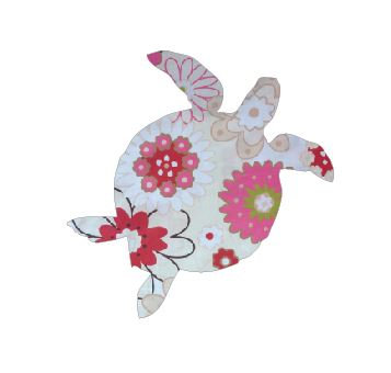 Turtle pin board - 'spring has sprung'