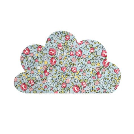 Cloud pin board - 'french rose'