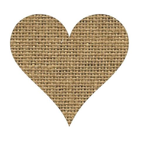 Heart pin board - 'sack'