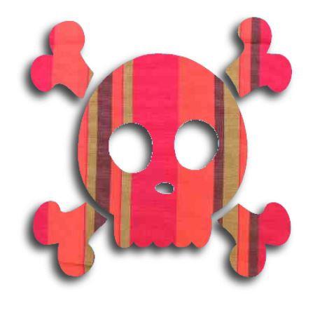 Skull & Crossbones pin board - 'encounter'