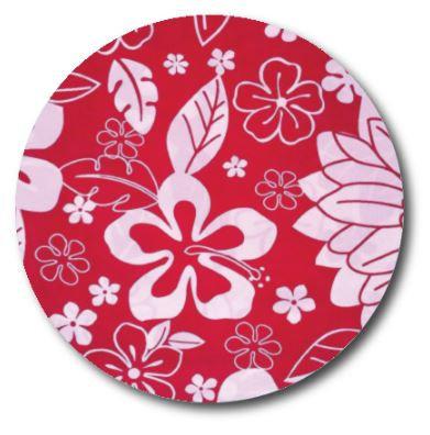 Circle pin board 'hawaii'
