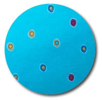 Circle pin board 'spicks n specks'