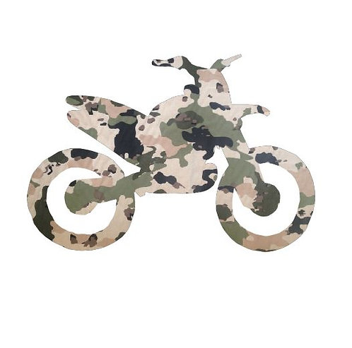 Stunt Cycle - 'army issue'