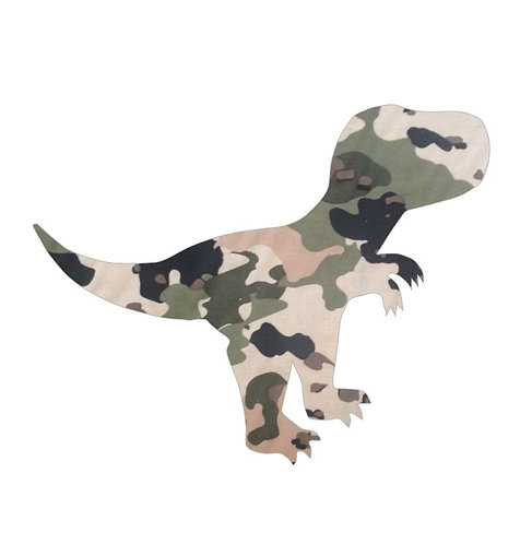 T-Rex pin board- 'army issue'