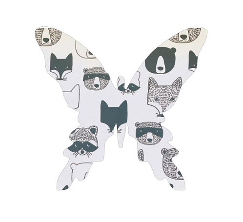 Butterfly pin board - 'critters'