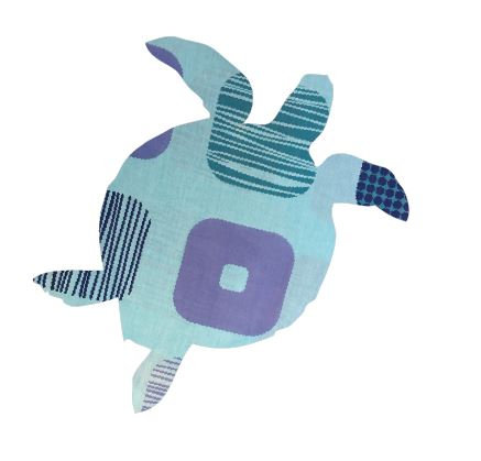 Turtle pin board - 'squares'