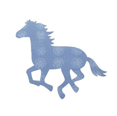 Unicorn or horse pin board - 'flake'